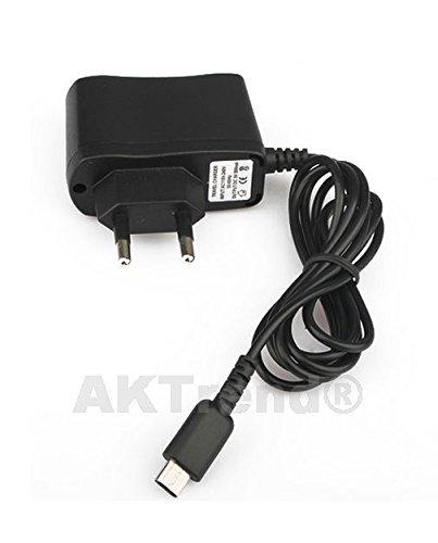 aktrend - Cargador y Adaptador de AC para Nintendo DS Lite ...