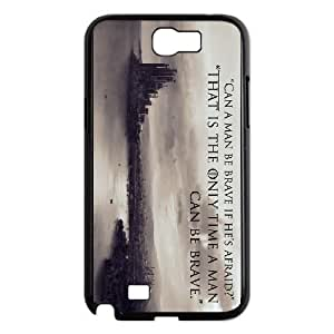 Samsung Galaxy Note 2 N7100 Phone Case Black Game of Thrones BWI1845422