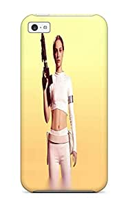 2015 star wars stormtroopers peace v sign Star Wars Pop Culture Cute iPhone 5c cases 7525325K792293978