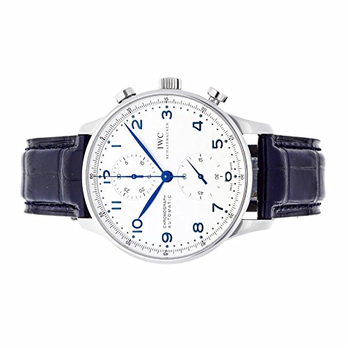 IWC-Portuguese-automatic-self-wind-mens-Watch-IW3714-17-Certified-Pre-owned