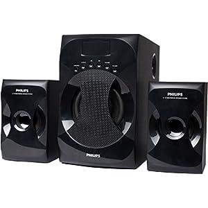 Philips MMS-4040F/94 2.1 Channel Multimedia Speaker