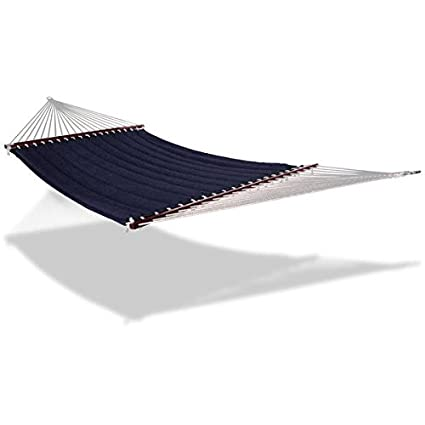 Hammaka Brand Quilted Hammock with Camping Spreader-bar Style