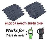 XHORSE Pack of 10 VVDI Super Transponder Chip