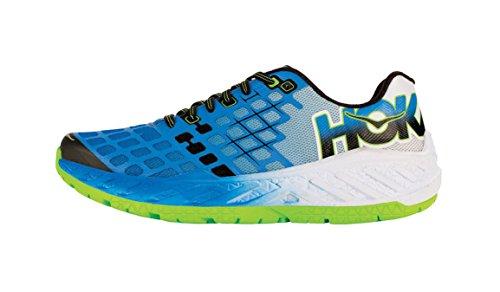 hoka-one-one-mens-m-clayton-bright-gree-running-shoe-9-men-us