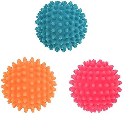 3 Piezas Bola de Masaje Accesorios para Yoga,Gimnasio ...