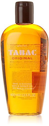 Tabac Original Bath and Shower Gel for Men by Maurer & Wirtz, 13.6 Ounce (German Body Wash)