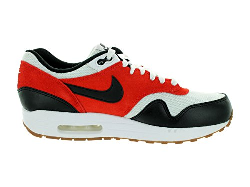 Basket Nike Air Max 1 Essential - 537383-122 9.5-43 Homme - Blanc Rouge Noir