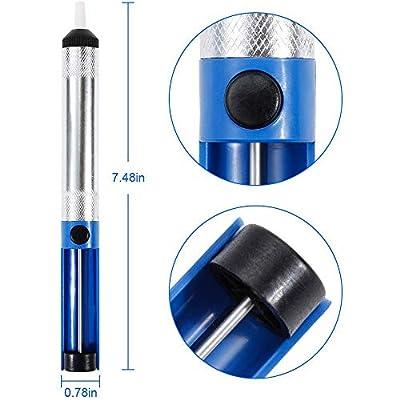 Vastar AD444 Solder Sucker Desoldering Vacuum Pump Solder Removal Tool