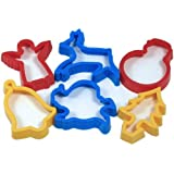 Christmas Cutters (Set of 6)