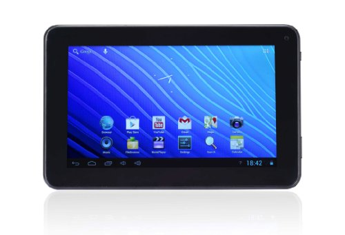 Double Power M Series EM63-BLK 7-Inch 8 GB Tablet by Double Power