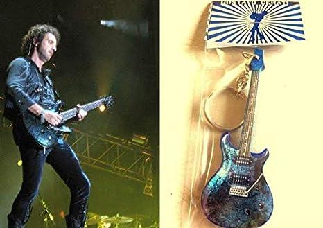 Llavero de guitarra Prs Special Multifoil Gustavo Cerati Soda ...
