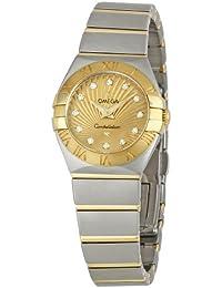 Women's 123.20.24.60.58.001 Constellation '09 Champagne Dial Watch