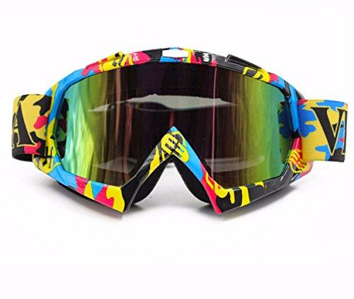Caballero Aire antiniebla esquí PC Equipo de de al de explosiones S Equipo Gafas Polvo Todoterreno Ojo Prueba Impermeable A a e de Libre Prueba fn8ISqYw