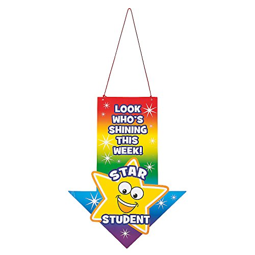 Students Banner Star - Star Student Banners