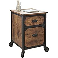 Rustic File Cabinet Filing Organizer Drawers Office Home Luxury Furniture Indoor House Home Store & Ebook By Easy2Find