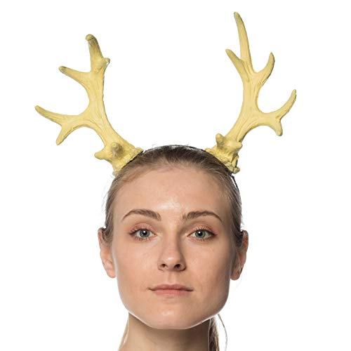 Novelty Nation Realistic Deer Antlers - Costume Accessory -