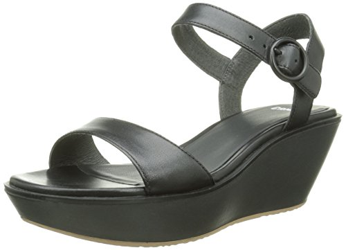 Donna Camper Nero Black Damas 033 Sandali aqw8q1UH