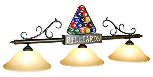 (56In. Billiard Rack Billiard Fixture)