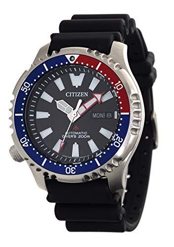 CITIZEN PROMASTER Fugo Limited Edition Automatic Diver's 200m Pepsi NY0088-11E