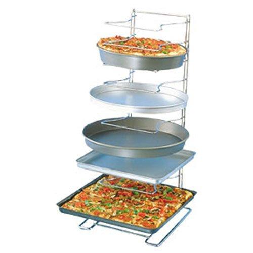 American Metalcraft Pizza Rack, 2-1/4'' Deep by American Metalcraft