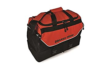 Drakes Pride Pro Maxi - Bolsa para petanca negro y rojo ...