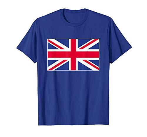 (Union Jack Tshirt Flag of UK)