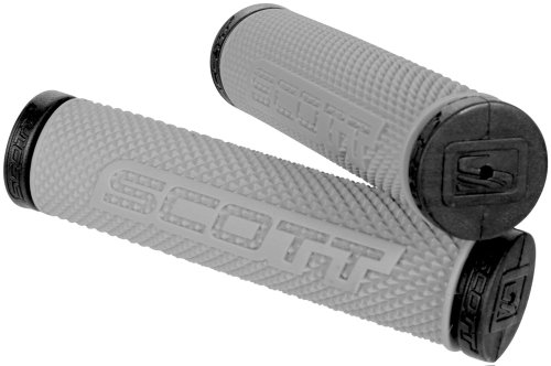 Scott Sports 219625-1019 Gray/Black SX II ATV Grips