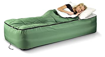 Guide Gear Twin Air Bed Fitted Cover Sleeping Bag