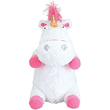 Despicable Me 3 Jumbo Fluffy Unicorn with Light and Sounds