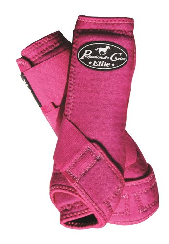 Smb Elite Rear Boots (Ventech Elite Boots - 4 Pack Value Package Large in)