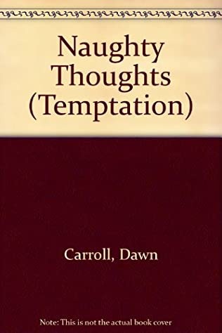 book cover of Naughty Thoughts