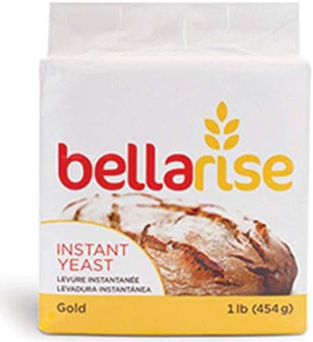 Yeast: Bellarise Gold Instant Dry Yeast