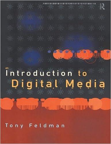 An introduction to digital media blueprint tony feldman an introduction to digital media blueprint tony feldman 9780415154239 amazon books malvernweather Images