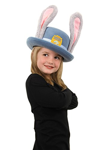 Zootopia Office Judy Hopps Costume Hat with Ears