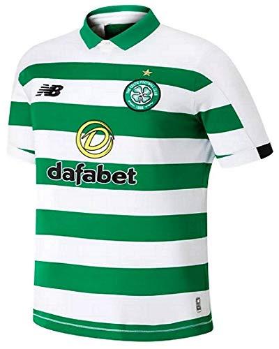 Jersey Celtic Home - New Balance 2019/20 Glasgow Celtic Home Football Shirt -2X-Large