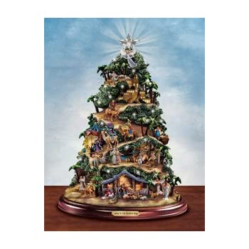 Amazon.com: Disney Tabletop Christmas Tree: The Wonderful