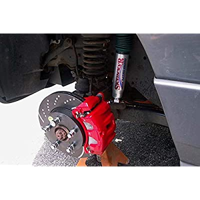 Power Stop S5404 High Performance Front Caliper - Pair: Automotive