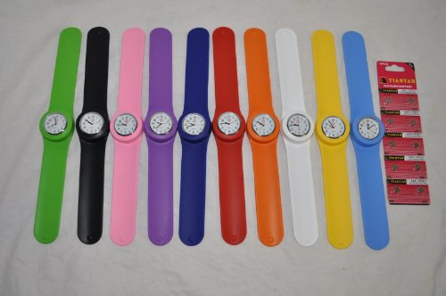 Slap Watch set Wholesale Lot