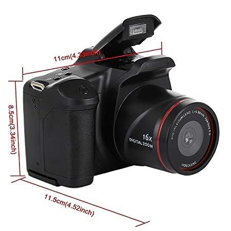 Wewoo cámara réflex Digital 16,0 megapíxeles HD DV, Pantalla LCD ...