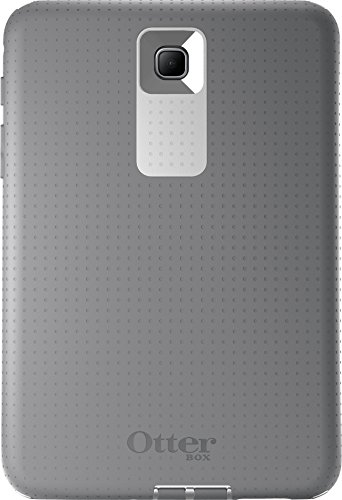 "OtterBox DEFENDER for Samsung Galaxy TAB A (8.0"") NO S Pen - Retail Packaging - GLACIER (GREY/WHITE) -  Otter Products, LLC, 77-51786"
