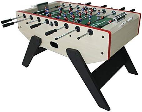 WHTBB Estándar Francés futbolín Mesa de la máquina 8-Bar Fútbol Futbolín: Amazon.es: Deportes y aire libre