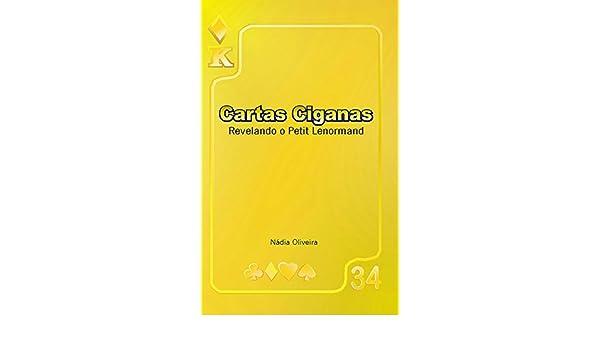 CARTAS CIGANAS: REVELANDO PETIT LENORMAND (Portuguese ...