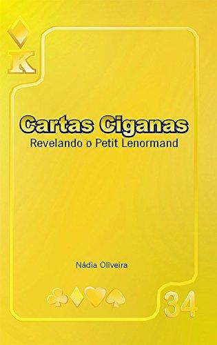 CARTAS CIGANAS: REVELANDO PETIT LENORMAND