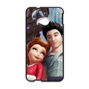 HTC One M7 Black phone case RosettaDisney Fairies Phone case JGP5499832