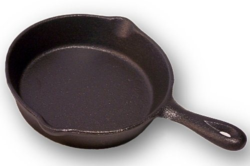 Old Mountain Cast Iron Spoon Rest Mini Skillet Pan Cookwares