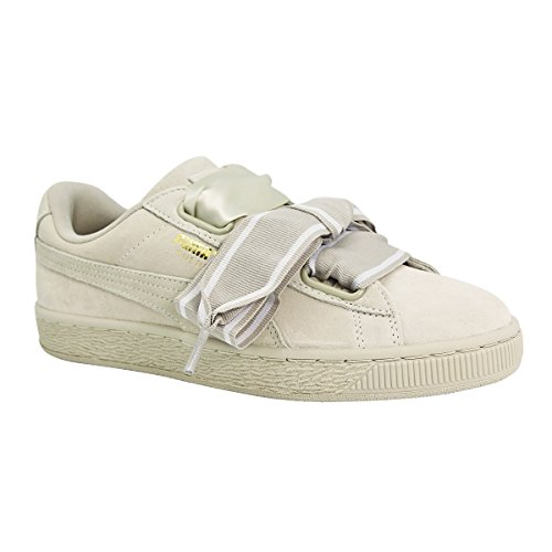 Puma WNS Suede Heart Satin Chaussures Mode Sneakers Femme Cuir Suede won1Y