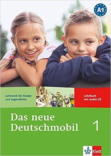 Das neue Deutschmobil 1 - Lehrbuch mit Audio-CD