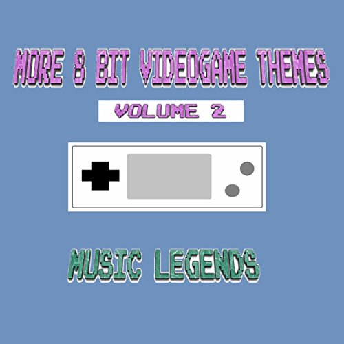 More 8 Bit Videogame Themes Volume 2