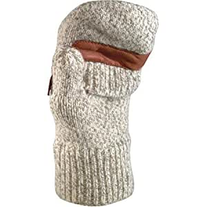 Four Layer Glomitt Fingerless Glove/Mitten Large