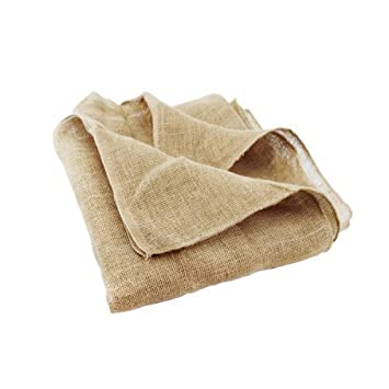 Nice Hessian Table Cloth Jute Burlap Tablecloth Table Cover For Crafts, Outdoor  Events, Weddings Etc